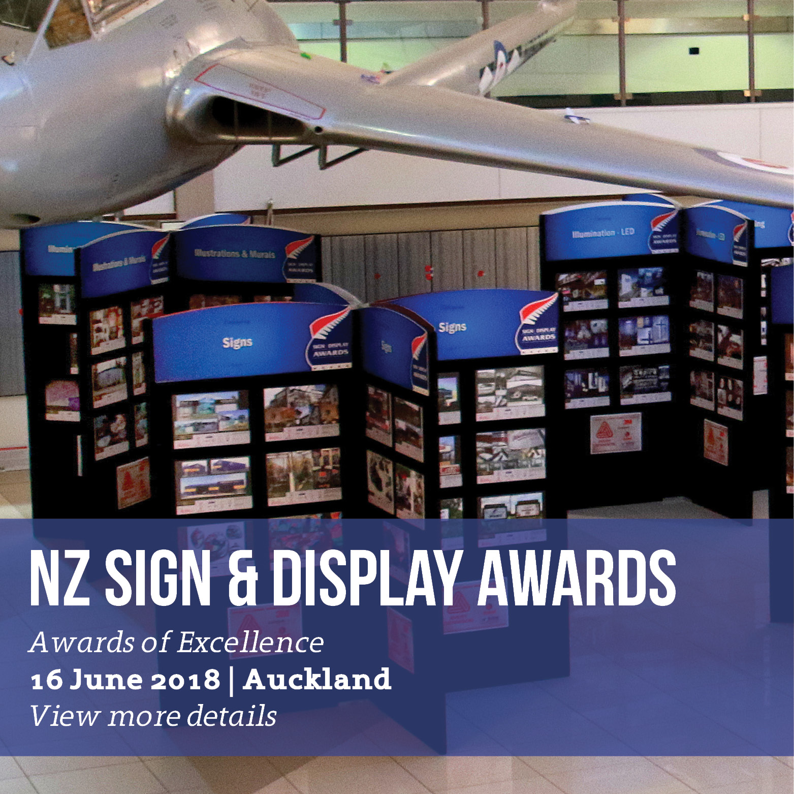 NZ Sign and Display Awards