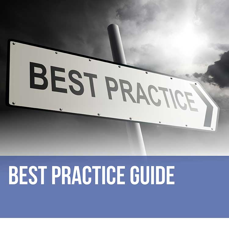 Best Practice Guide