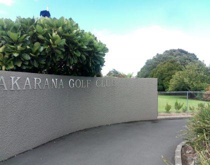 Ross's Rant February  |  Golf Day Out |  Akarana Auckland 2018