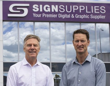 Sign Supplies is appointed NZ Dealer for Mutoh