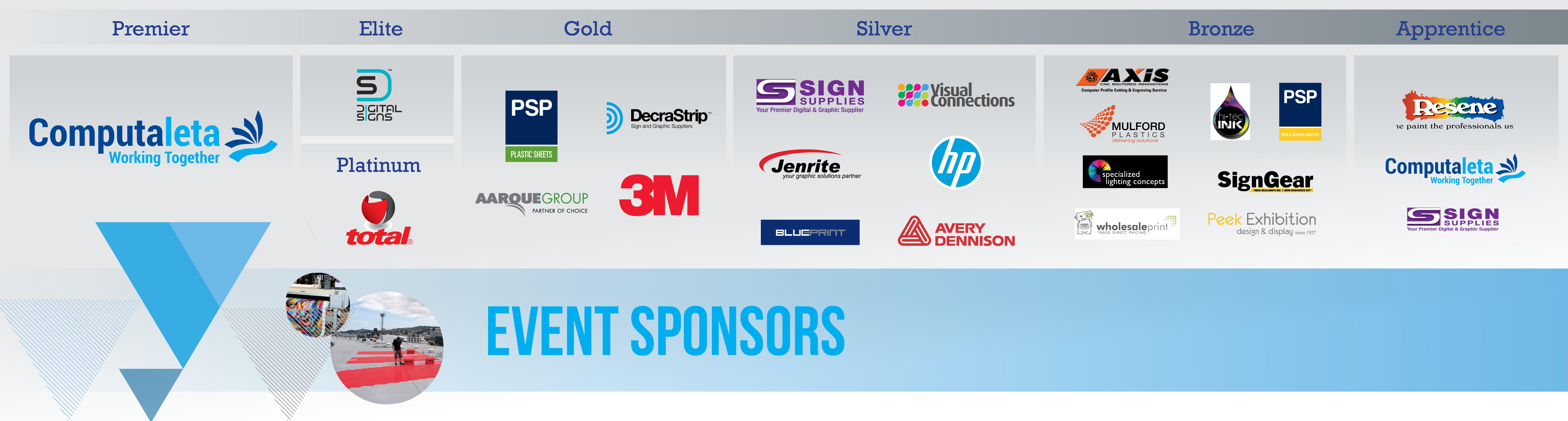 Our Event Sponsors - NZSDA | NZ Sign & Display Association