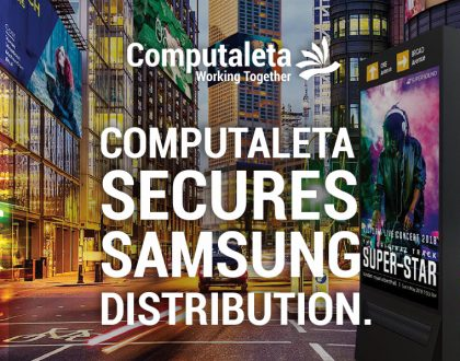 Computaleta Secures Samsung Distribution