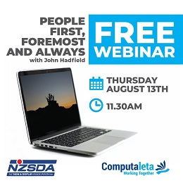 People - First and Foremost  |  John Hadfield Webinar Supporting Information