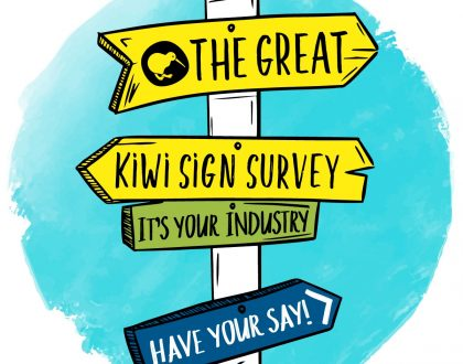 The Great Kiwi Sign Survey | It's Your Industry, Have Your Say!