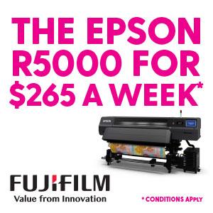 FUJIFILM | EPSON SureColor SC-R5000
